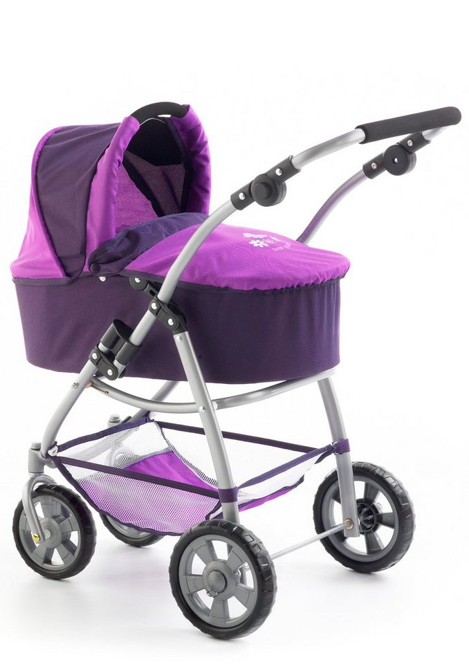 CHIC2000 3-in-1 Puppenwagen, »Emotion all in« in lila