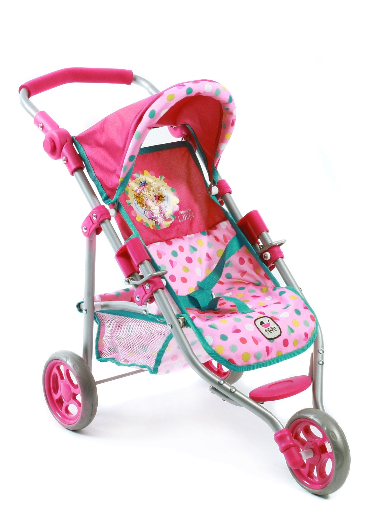 CHIC2000 Puppen-Jogging-Buggy, »Lola, Lillifee«
