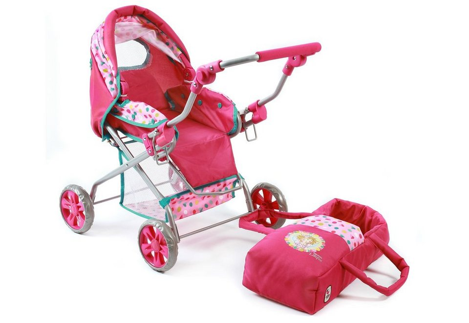 CHIC2000 Puppenwagen, »Piccolina« in pink