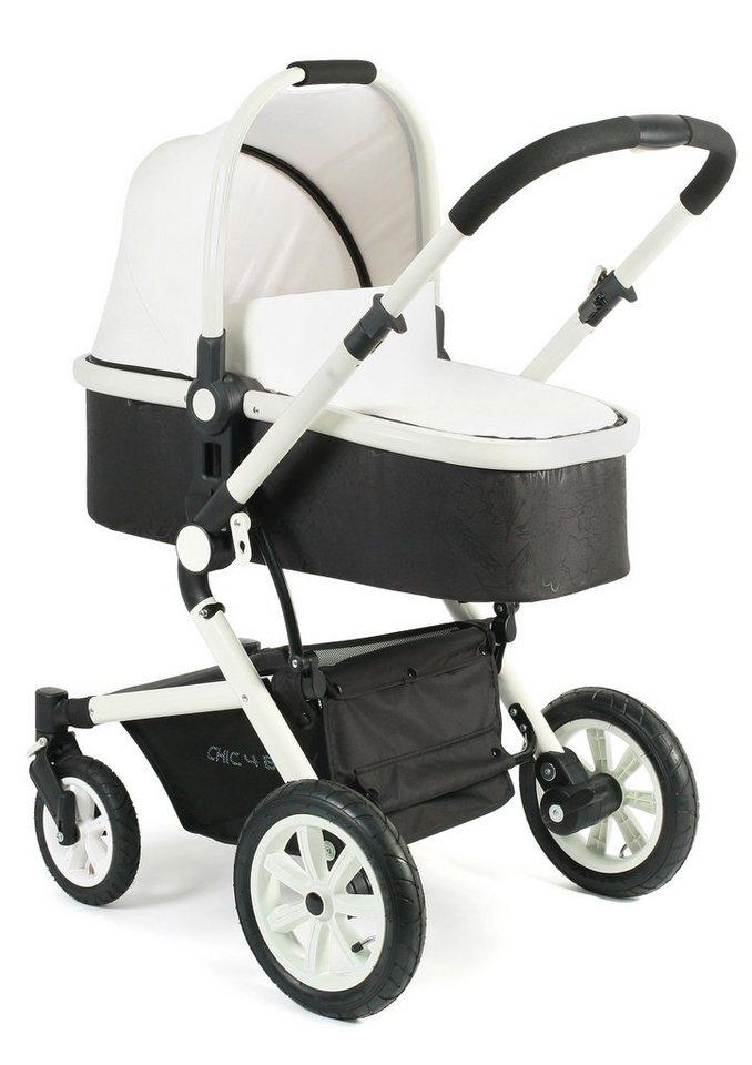 chic4baby kombi kinderwagen mit 2 aufs tzen passo online kaufen otto. Black Bedroom Furniture Sets. Home Design Ideas