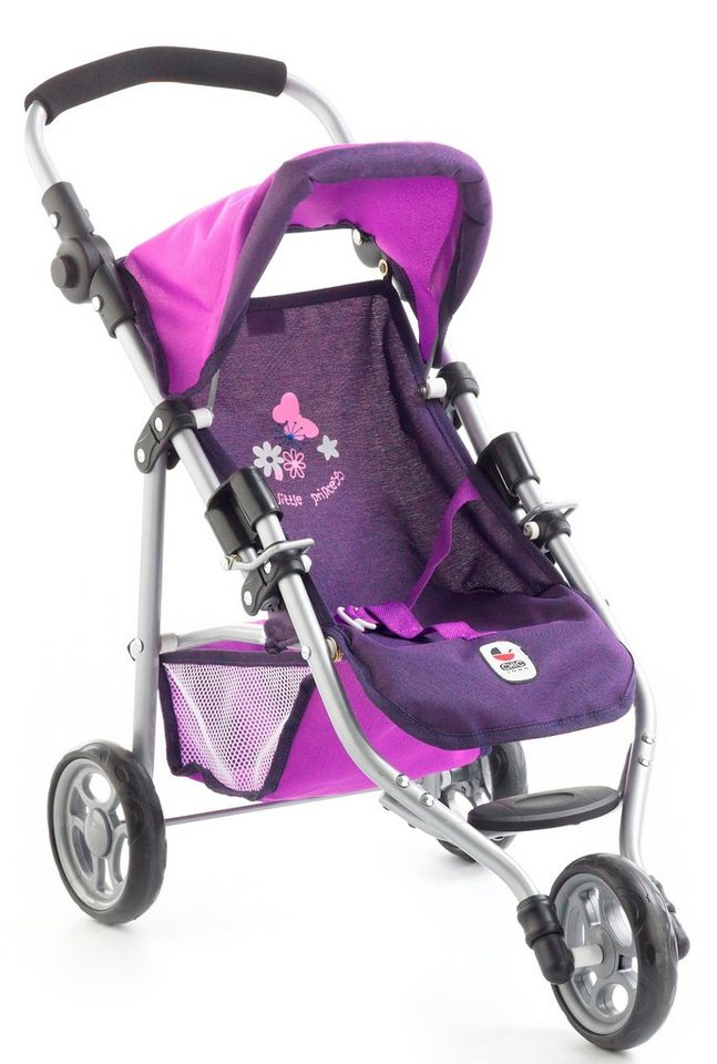 CHIC2000 Jogging-Buggy, »Lola, Pflaume« in lila