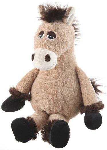Schaffer Plüschpferd sitzend, »Pferd-Billy«
