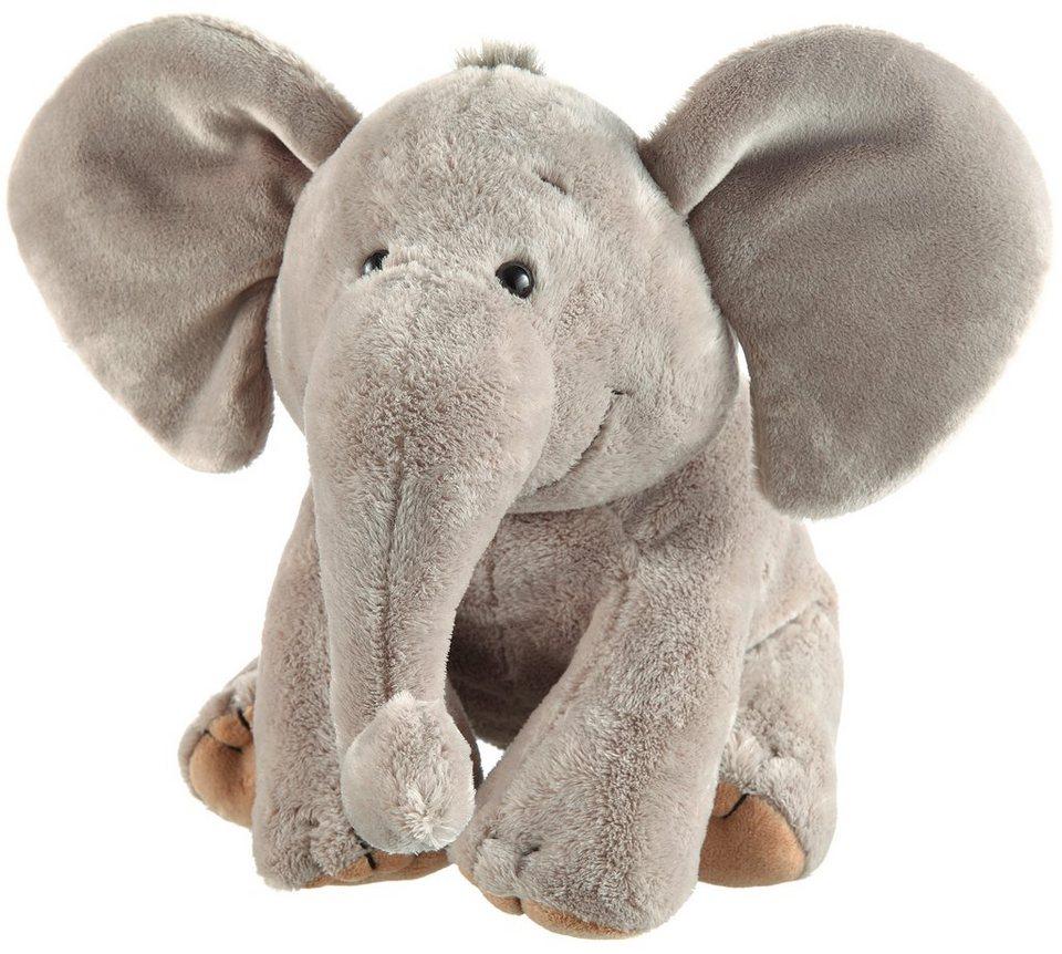 Schaffer Plüschtier, »Elefant-Sugar« in grau