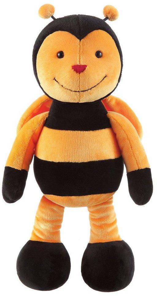Schaffer Plüschtier, »Biene-Bine« in schwarz/gelb