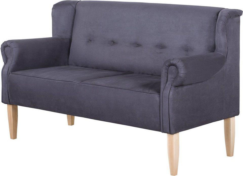 home affaire 3 sitzer k chensofa moro kaufen otto. Black Bedroom Furniture Sets. Home Design Ideas