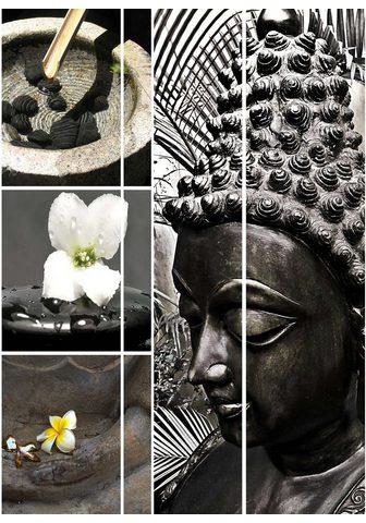 HOME AFFAIRE Širma »Meditation«