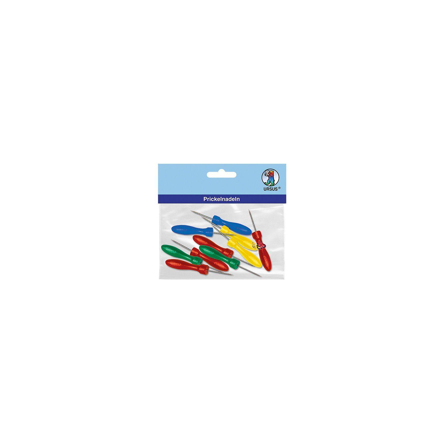 URSUS Filz-Prickelnadeln, 10 Stück