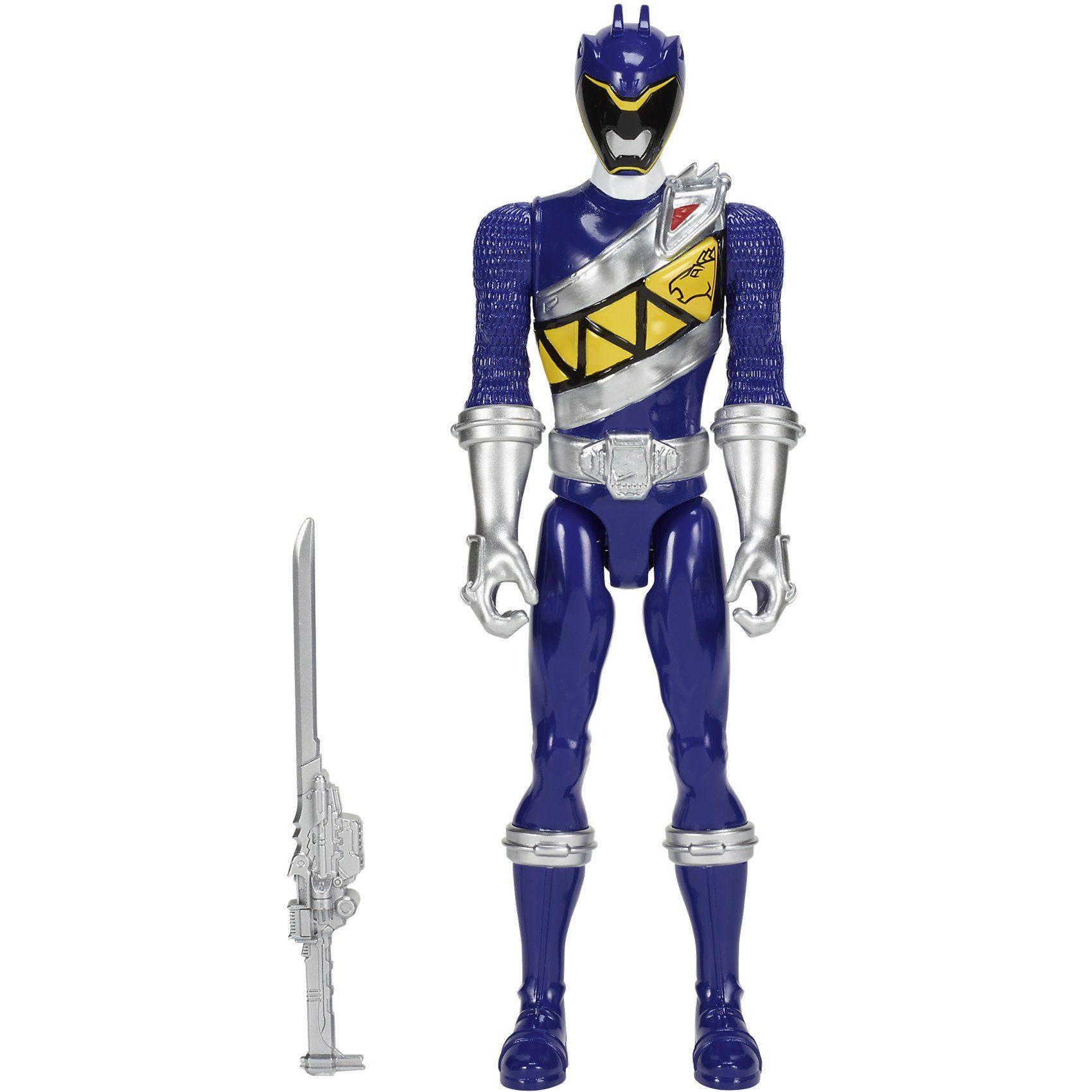 Stadlbauer Power Rangers Blauer Ranger, 30 cm