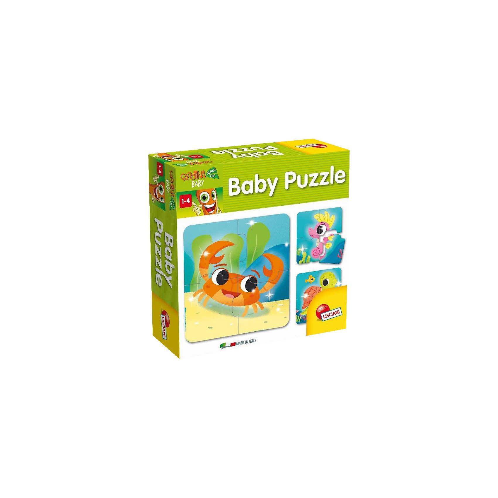 Lisciani Baby Puzzle - Tiere