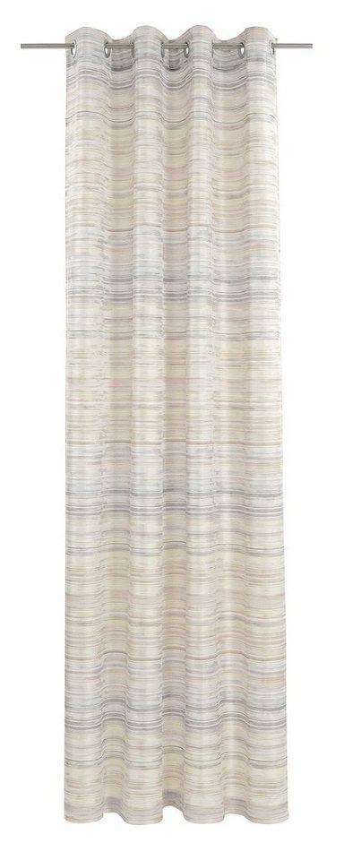 Vorhang, deko trends, »Swift« (1 Stück) in beige/grau/braun