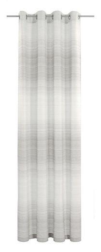 Vorhang »Flow«, DEKO TRENDS, Ösen (1 Stück)