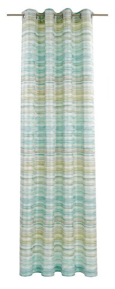 Vorhang, deko trends, »Swift« (1 Stück) in grün türkis