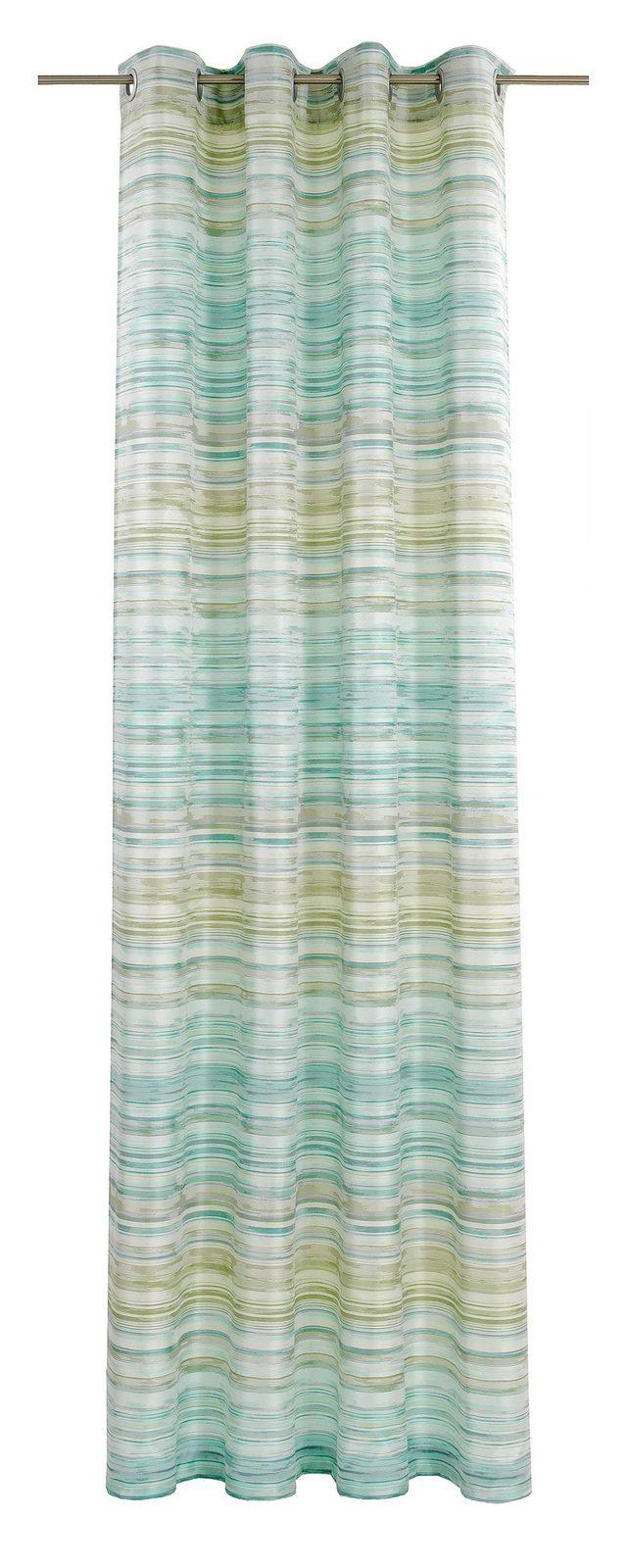 Vorhang, deko trends, »Swift«, mit Ösen (1 Stück) - broschei