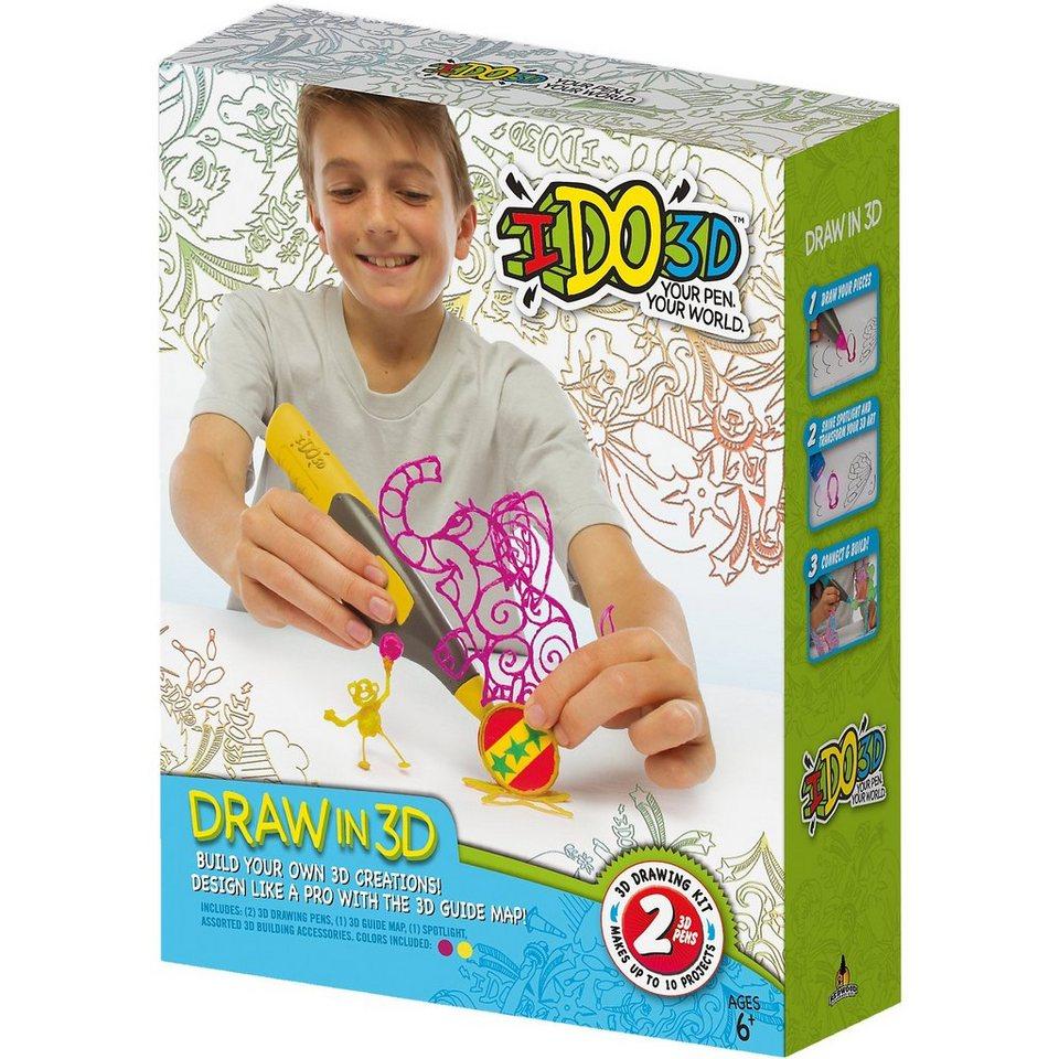 Giochi Preziosi I DO 3D Activity Set Zootiere
