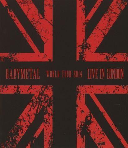 Blu-ray »Live In London: Babymetal World Tour 2014«