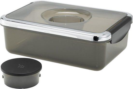 WMF Salatbox »KÜCHENminis®«, Kunststoff, (2-tlg), passend für WMF Gemüseschneider