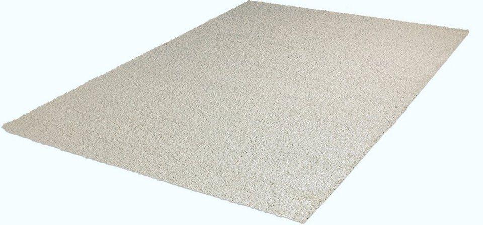 hochflor teppich shaggy 8000 trend teppiche rechteckig h he 30 mm online kaufen otto. Black Bedroom Furniture Sets. Home Design Ideas