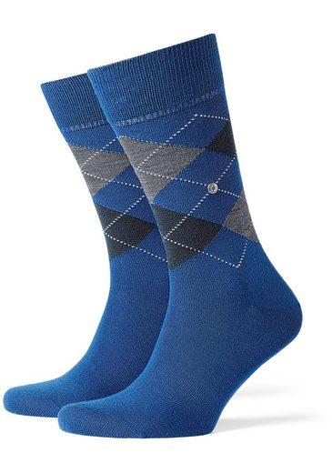 Burlington Socken aus feiner Schurwolle