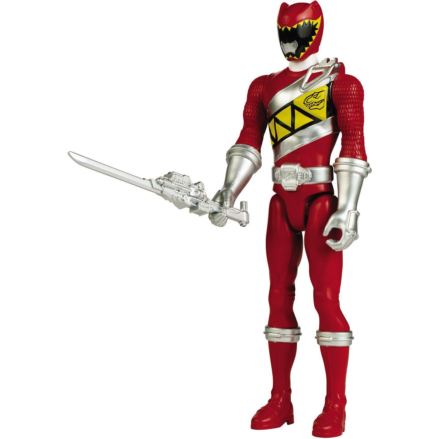 Stadlbauer Power Rangers Roter Ranger, 30 cm
