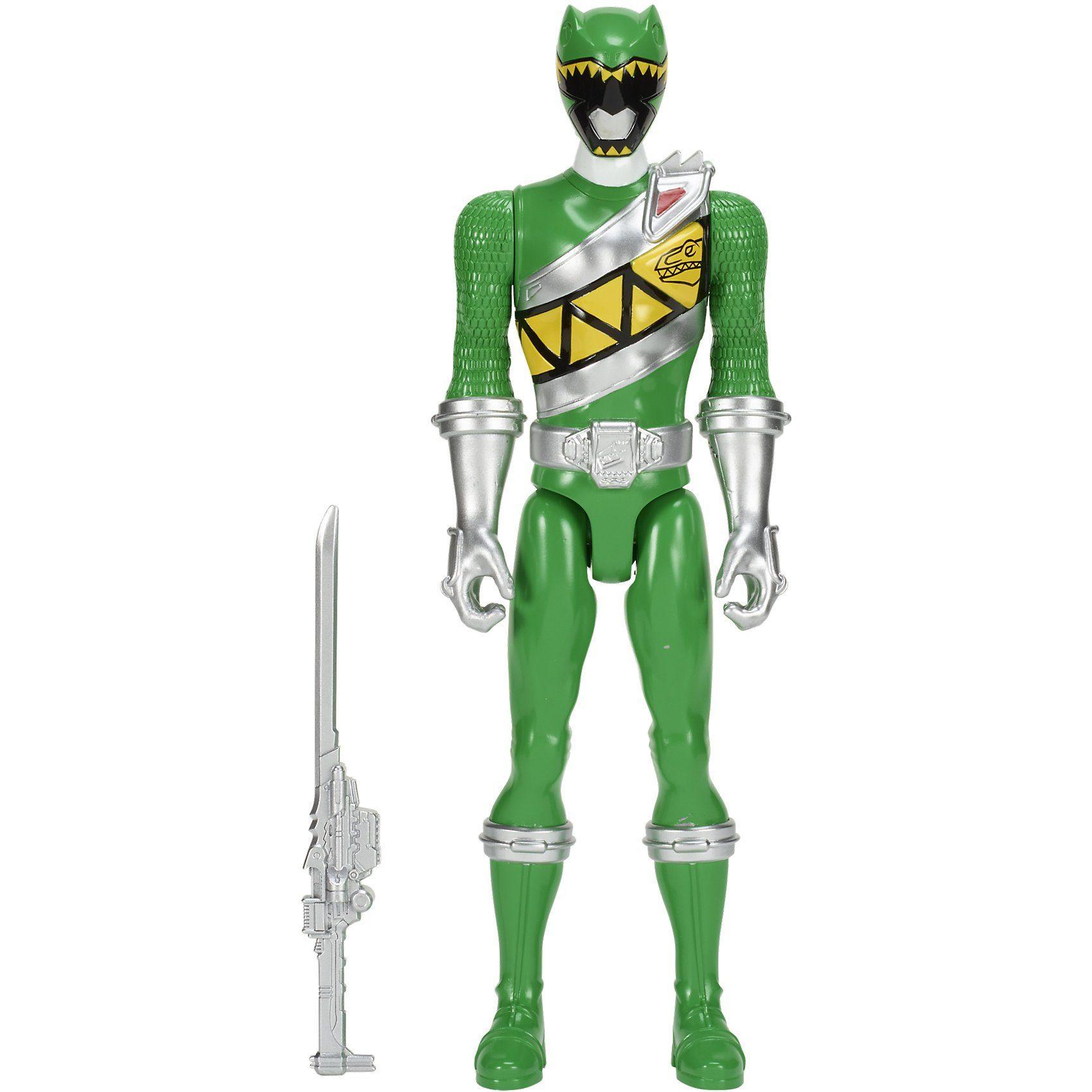 Stadlbauer Power Rangers Grüner Ranger, 30 cm