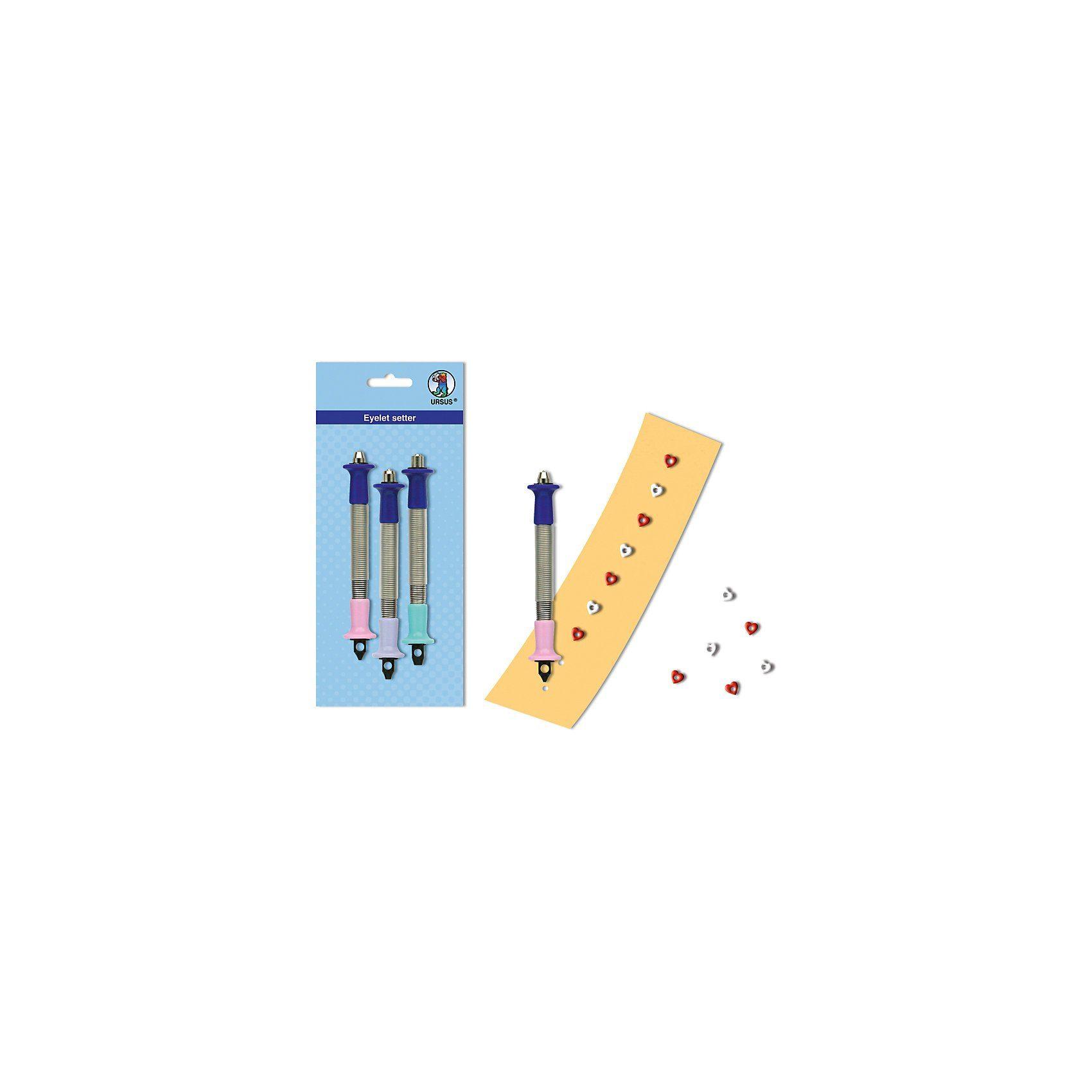 URSUS Stanzwerkzeug Eyelet Setter für Papierösen