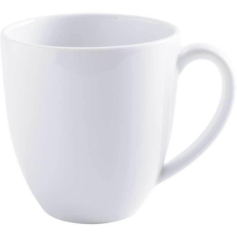 Kahla Kaffeebecher XL »Pronto« in Weiß