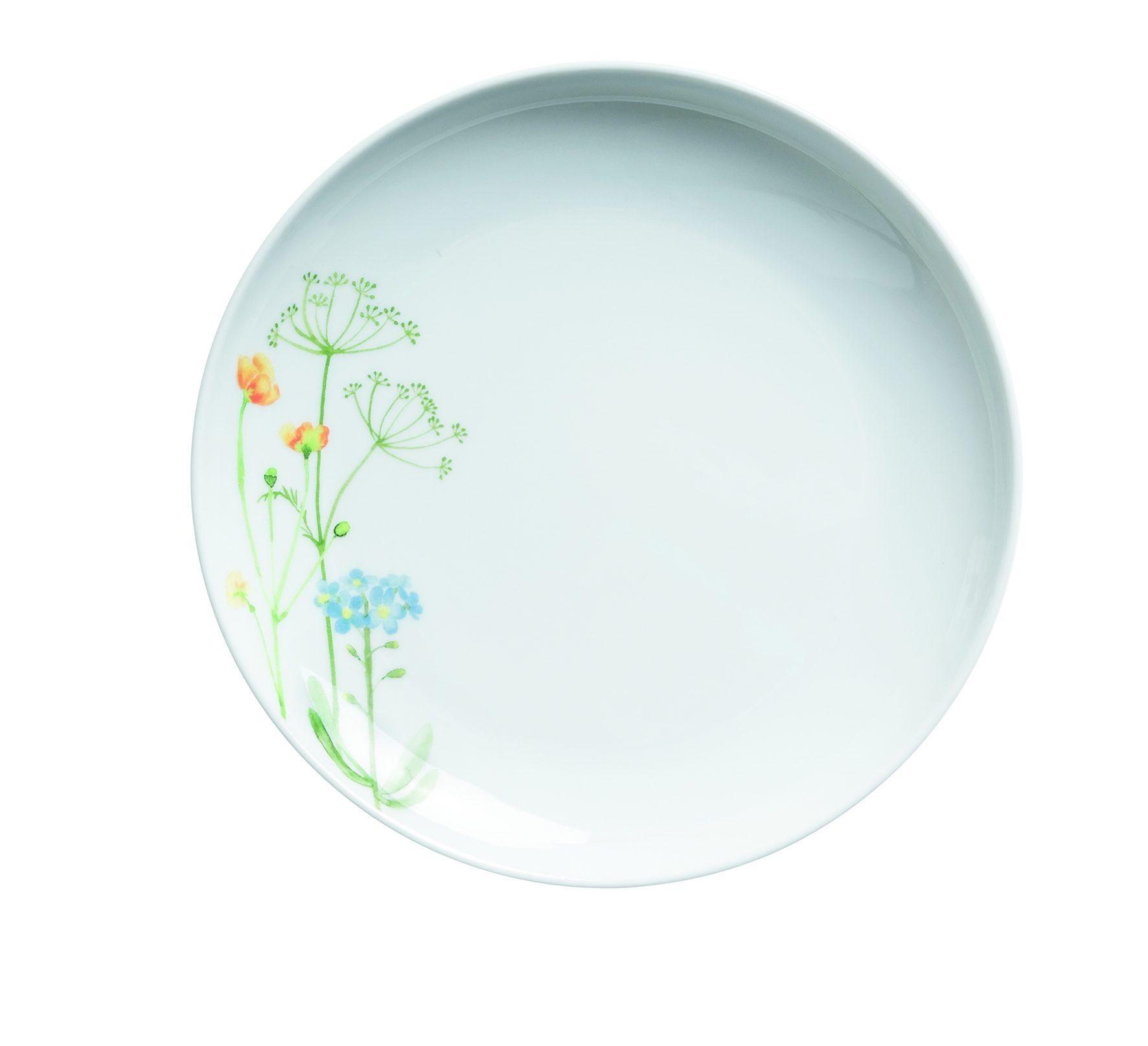 Kahla Frühstücksteller »Magic Grip Five Senses Wildblume«
