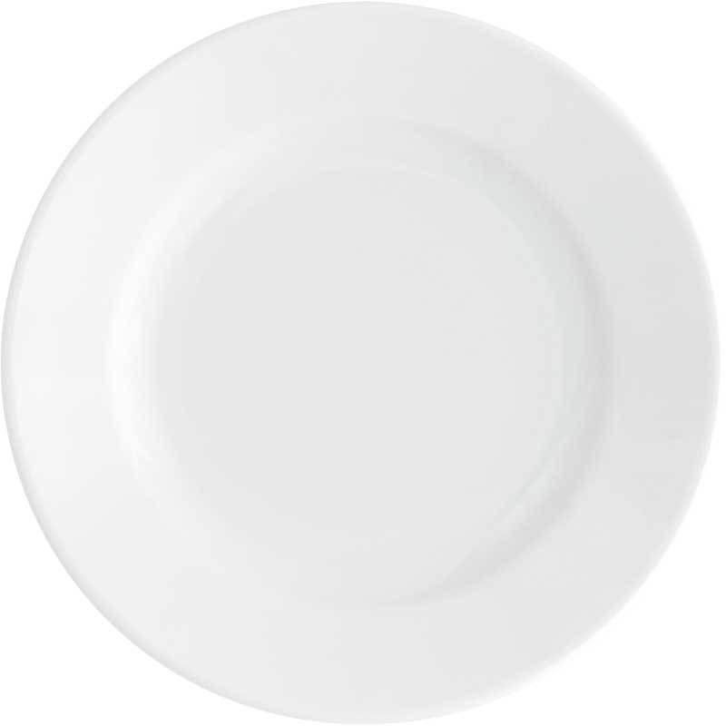 Kahla Brotteller »Pronto« in Weiß