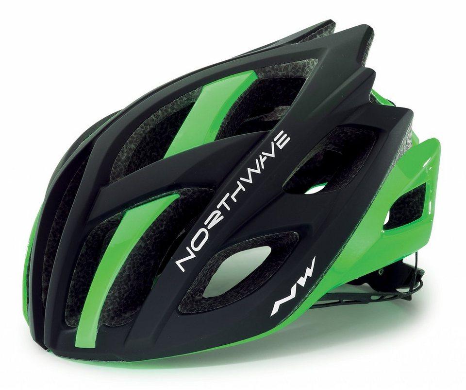 Northwave Fahrradhelm »Speedster LTD Helm« in gelb