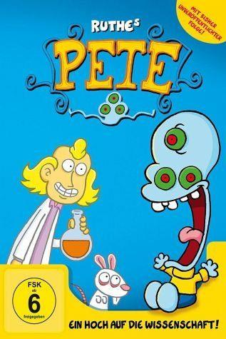 DVD »Ruthe - Pete: Ein Hoch auf die Wissenschaft«