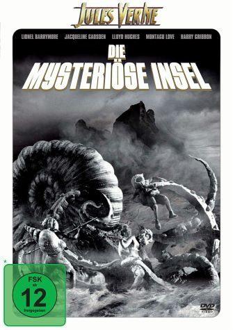 DVD »Die mysteriöse Insel«