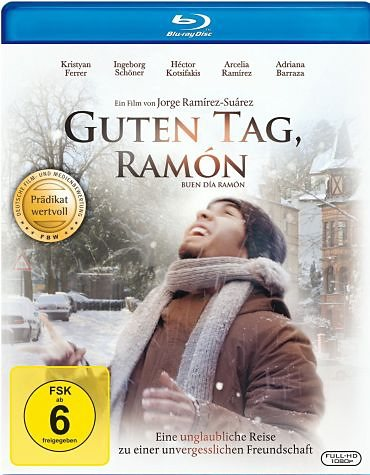 Blu-ray »Guten Tag, Ramón«