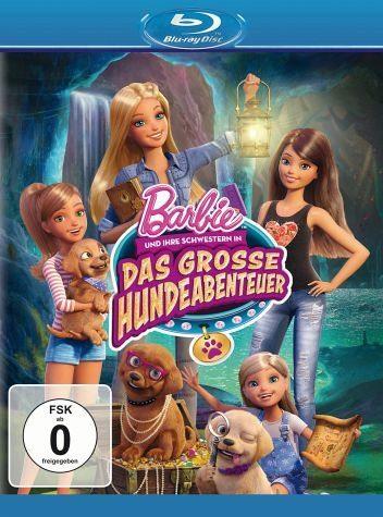 Blu-ray »Barbie und ihre Schwestern in: Das große...«