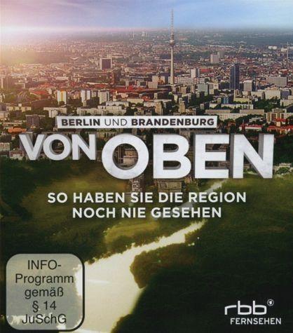 Blu-ray »Berlin und Brandenburg von oben«