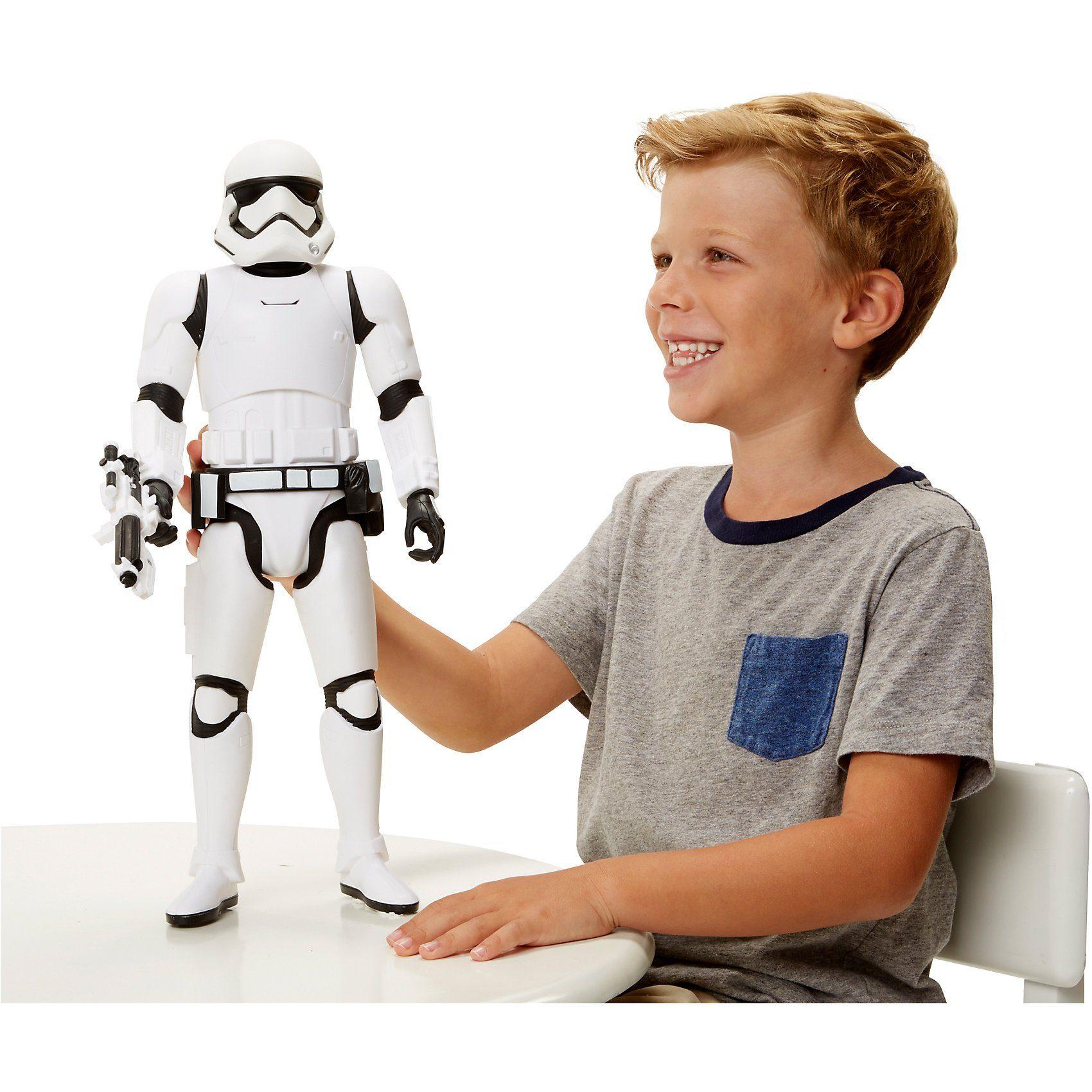 Jakks Pacific Star Wars Das Erwachen der Macht - Big Figs - First Order St