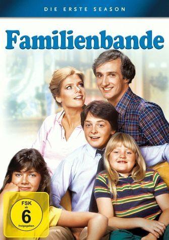 DVD »Familienbande - Die erste Season (4 Discs)«