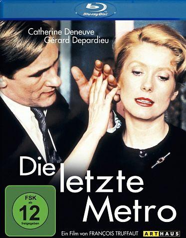 Blu-ray »Die letzte Metro«