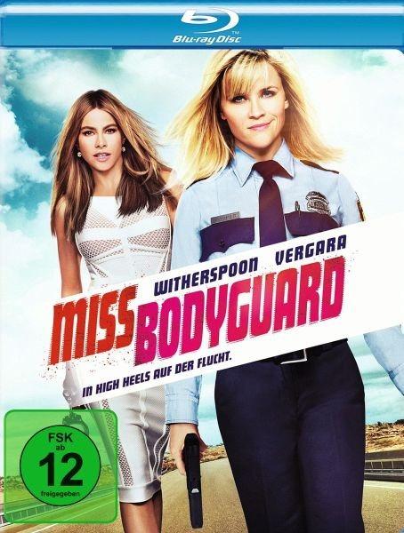 Blu-ray »Miss Bodyguard - In High Heels auf der Flucht«