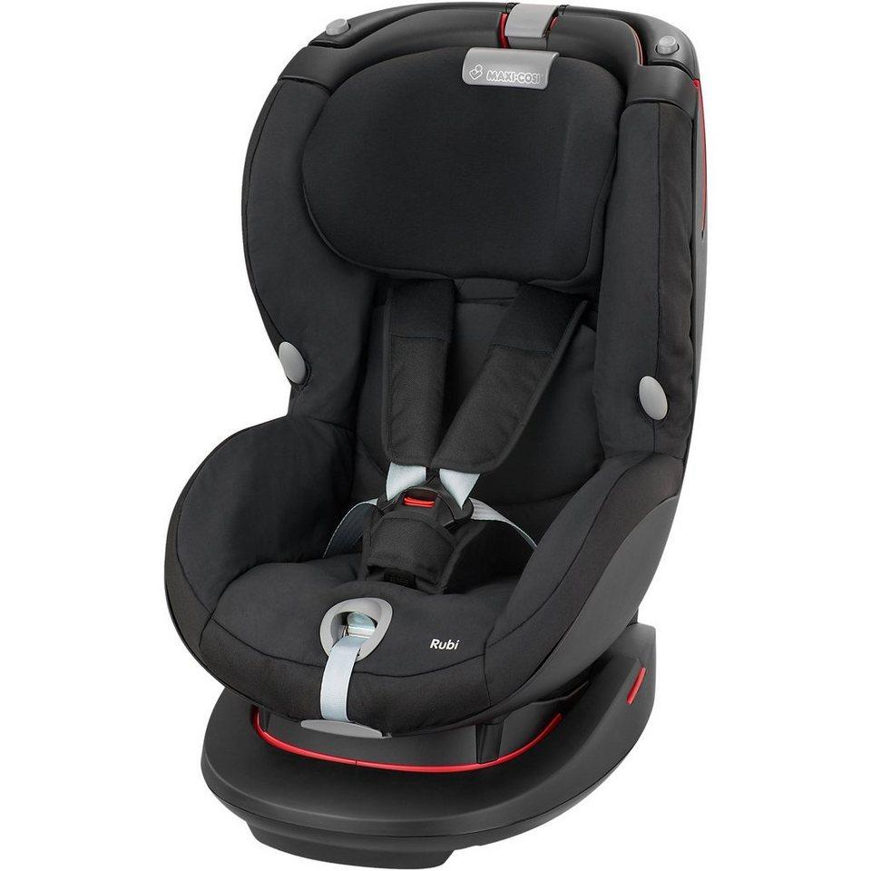 Maxi-Cosi Auto-Kindersitz Rubi XP, phantom, 2016 in schwarz