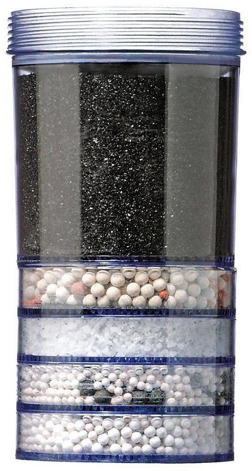 Maunawai Filterkartusche für hartes Leitungswasser (ab 8°dH), »PI®PRIME K8 « in transparent