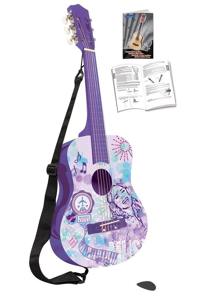 Kindergitarre, »Disney Violetta«, Lexibook in lila