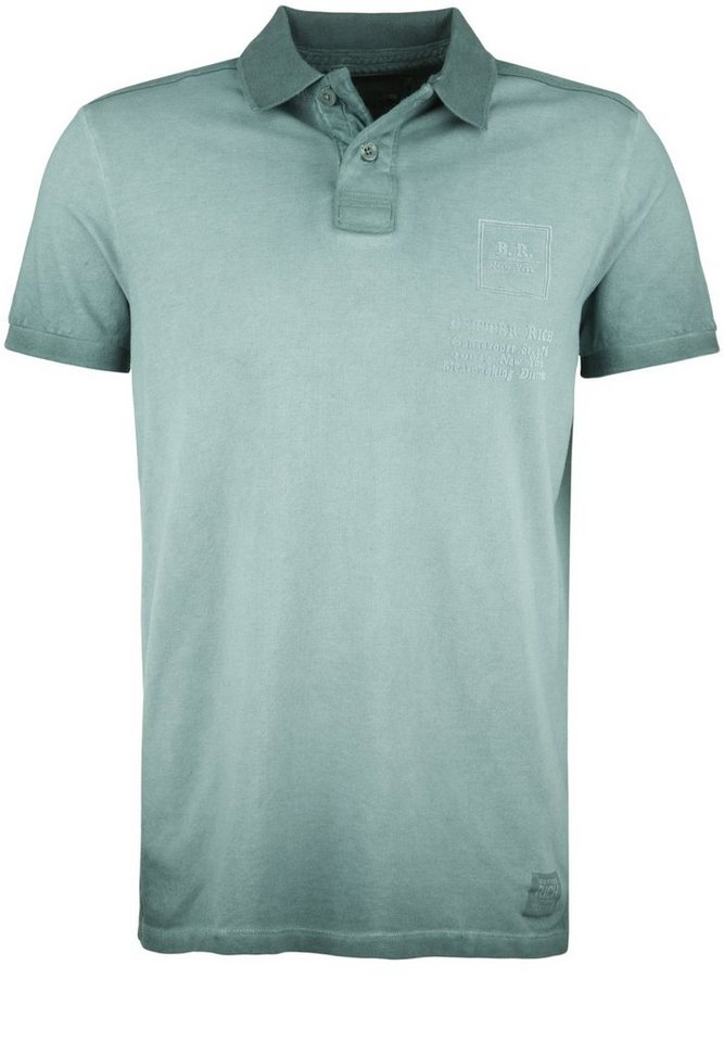 Better Rich Poloshirt »POLO BR« in forest green