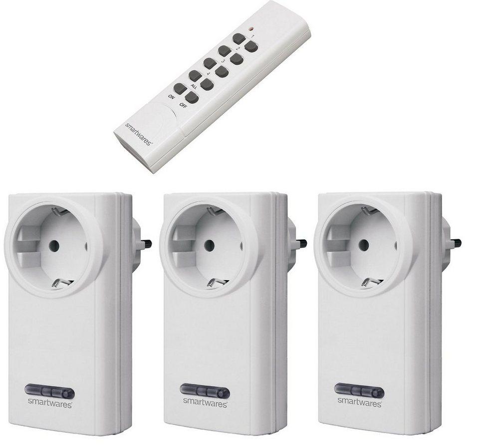 smartwares Smart Home Energie & Komfort »SHS-51000-EU« in weiss