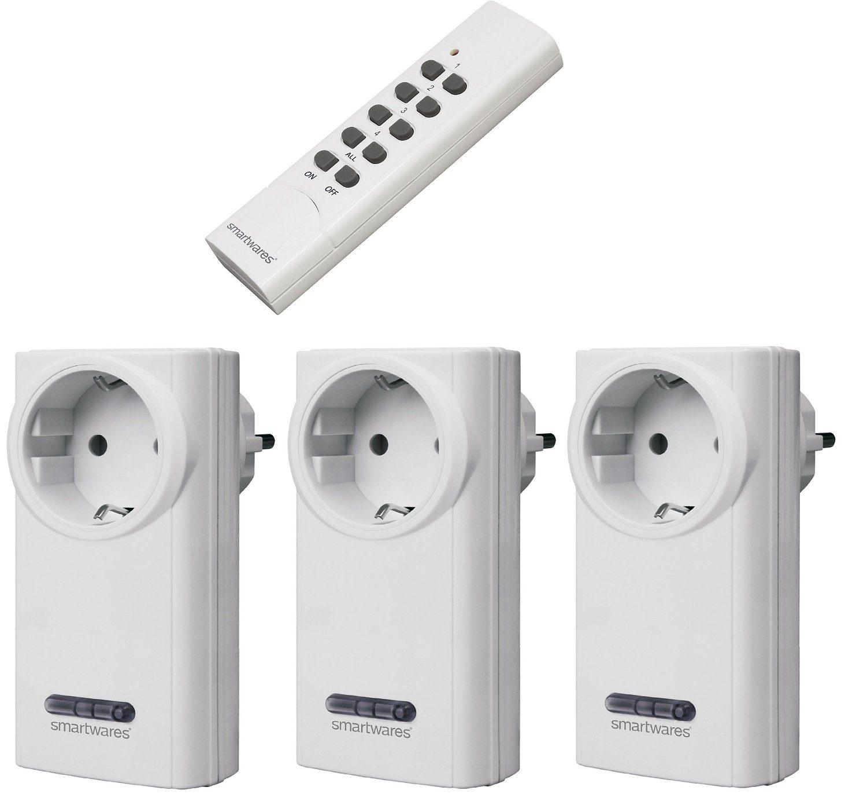smartwares Smart Home Energie & Komfort »SHS-51000-EU«
