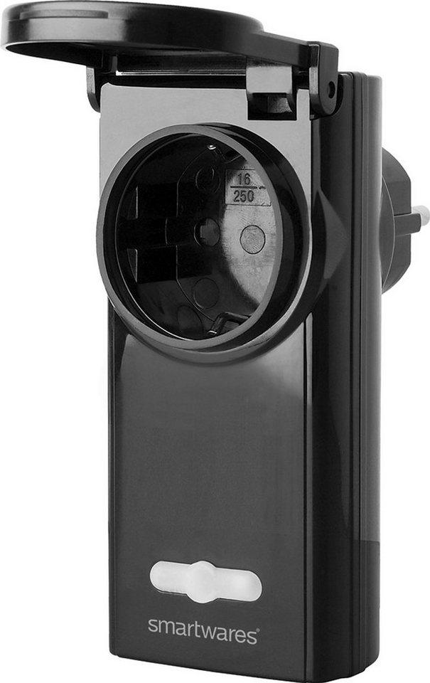 smartwares Smart Home Energie & Komfort »SH5-RPS-36B« in schwarz
