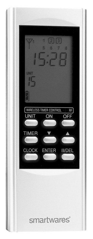 smartwares Smart Home Steuerung & Komfort »SH5-TDR-T« in weiss