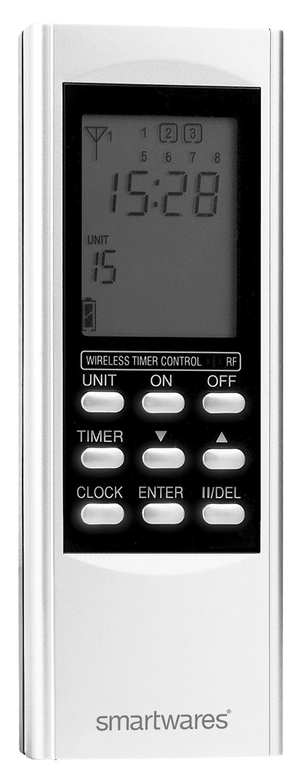 smartwares Smart Home Steuerung & Komfort »SH5-TDR-T«