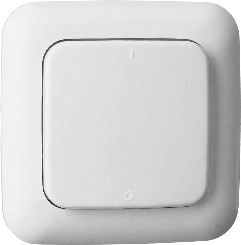 smartwares Smart Home Energie & Komfort - Funk-Einzelwandschalter 1-Kanal »SH5-TSW-A«