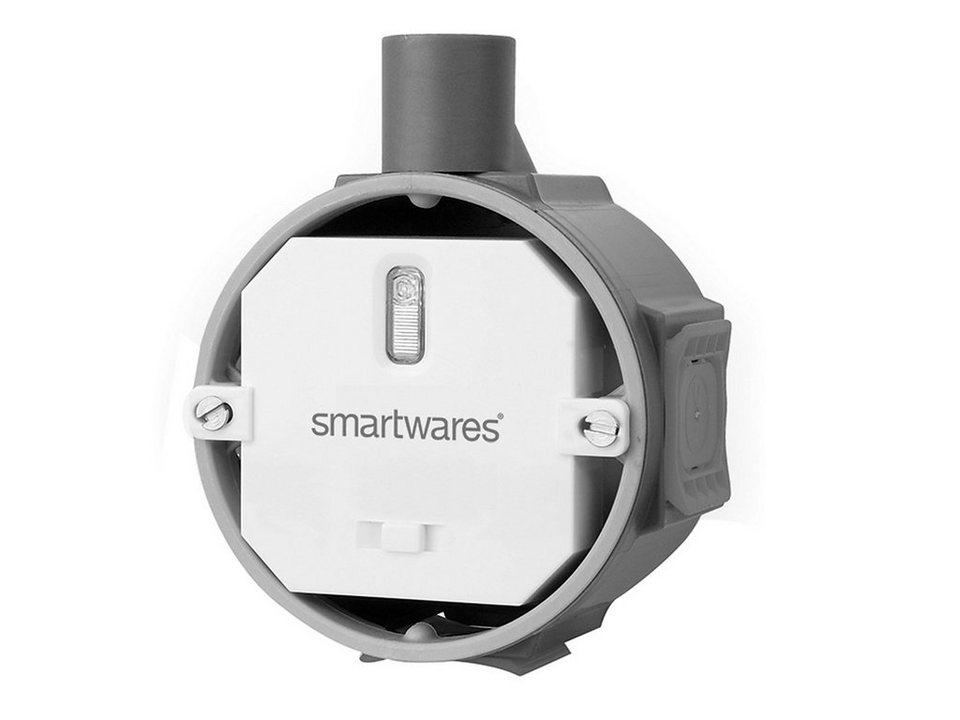 smartwares Smart Home Sicherheit & Komfort »SH5-RBU-04A« in silber