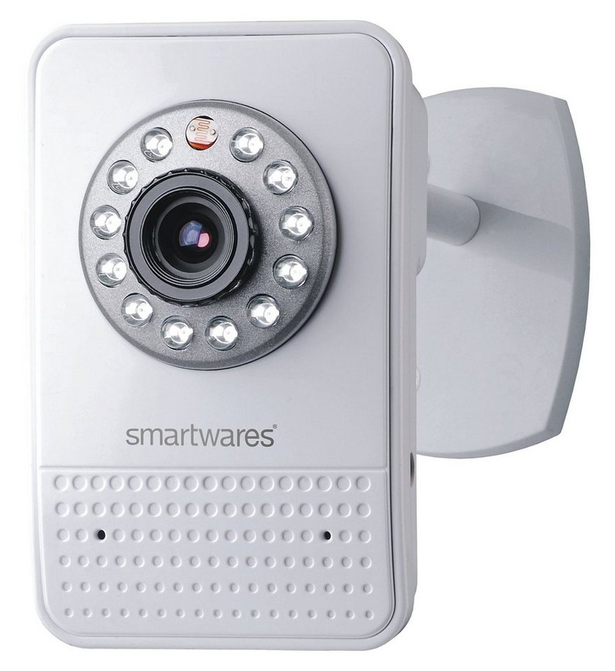 smartwares Smart Home Sicherheit & Komfort »C723IP« in weiss